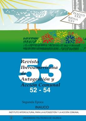 Revista RIDAA - Portada Num. 52, 53 y 54