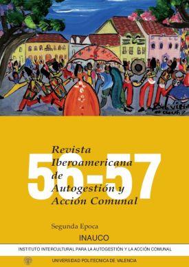 Revista RIDAA - Portada Num. 56-57