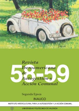 Revista RIDAA - Portada Num. 57-58