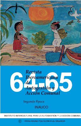Revista RIDAA - Portada Num. 64-65