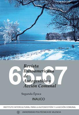 Revista RIDAA - Portada Num. 66-67