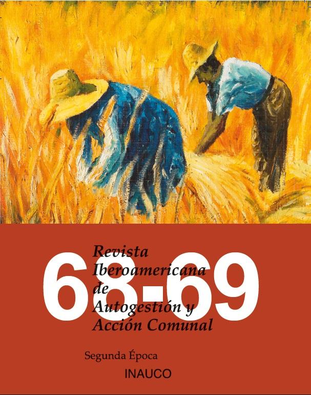 Revista RIDAA - Portada Num. 68-69